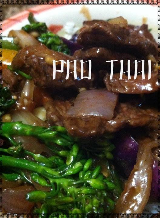 Twisted Pad Thai