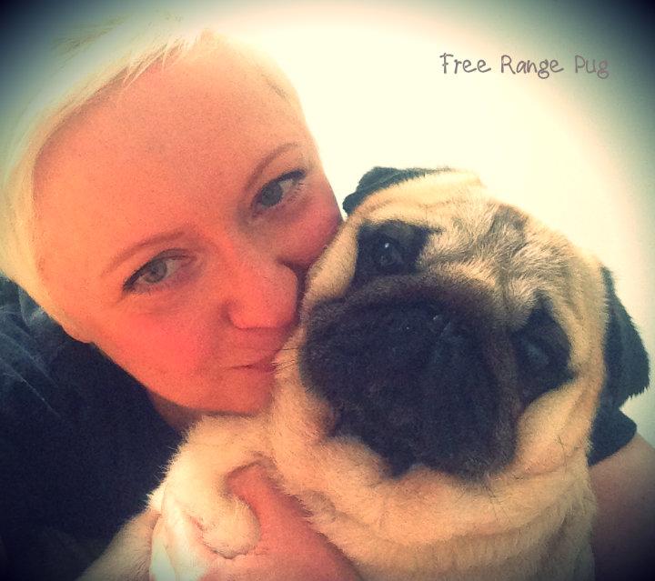 Free range pug mommy and me web
