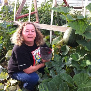 Kathy Parsons EOM Co-Founder, Homesteader