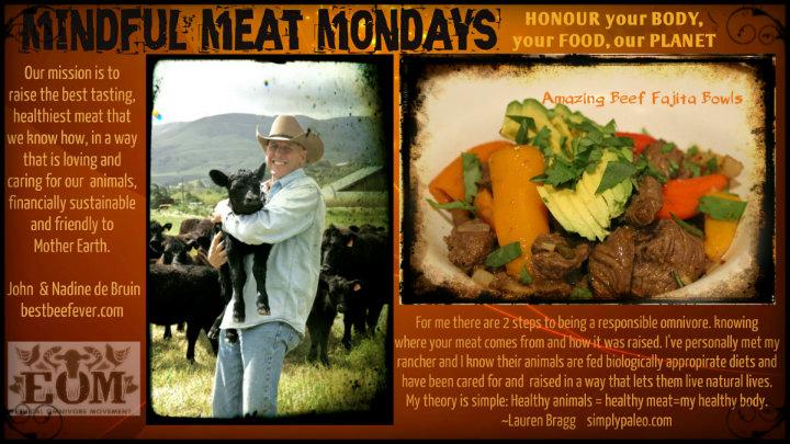 mindful meat mondays lauran john