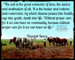 soil wendel berry