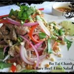 Bo Tai Chanh - Rare Beef Lime Salad