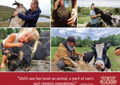 Ethical Omnivore Movement Calendar 2021 - February 2021