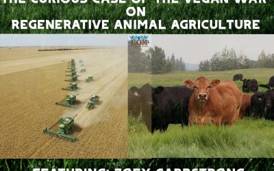 Curious Case of the Vegan War on Regenerative Ag: Joey Carbstrong